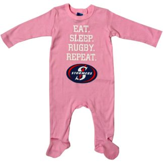 Stormers Girls Sleepsuit