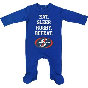 Stormers Royal Sleepsuit