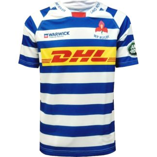 WP Rugby Womens Home Jersey 2018