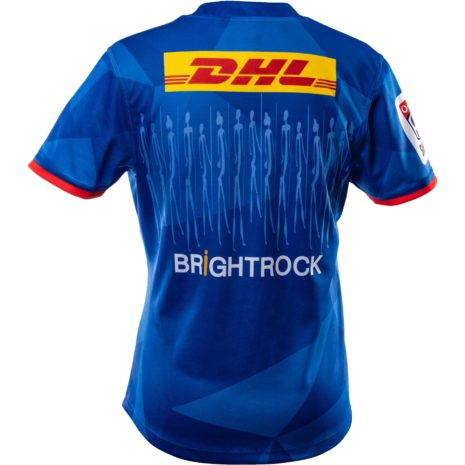 DHL Stormers Home Jersey 2020_Back