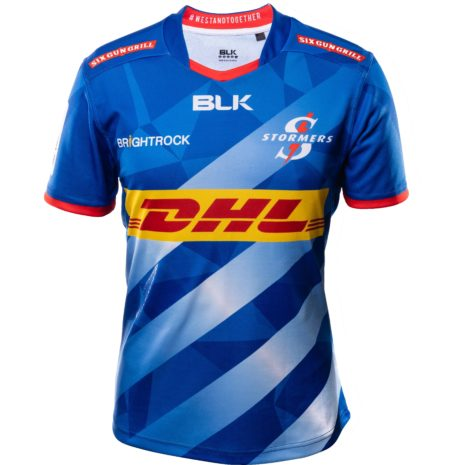 DHL Stormers Home Jersey 2020_Front