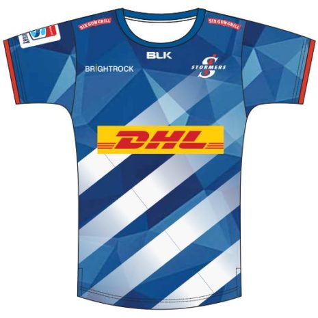 DHL Stormers 2020 home take down fan t-shirt_front