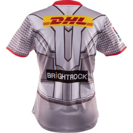 DHL Stormers Thor jersey back