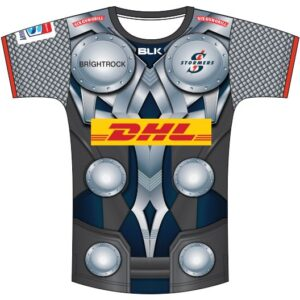 DHL Stormers Thor take down fan t-shirt 2020_front
