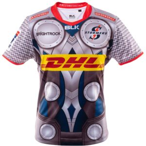 DHL Stormers Thor jersey front