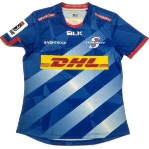 DHL Stormers Home jersey auction - du Toit
