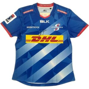 DHL Stormers home jersey auction - Jantjies