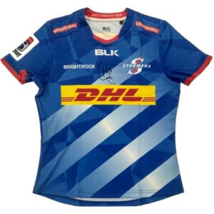 DHL Stormers home jersey auction_Kolisi