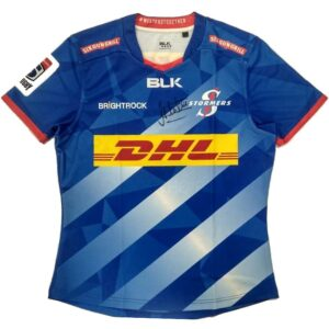 DHL Stormers Home jersey auction - Ntubeni