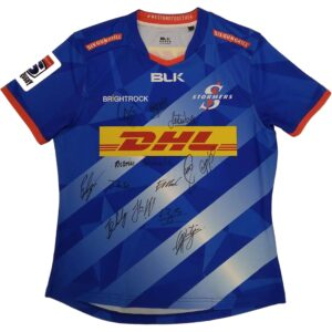 DHL Stormers Home jersey auction XL1
