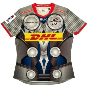 DHL Stormers Thor jersey auction - Gelant