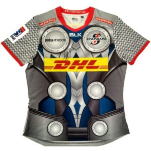 DHL Stormers thor jersey auction- Jantjies