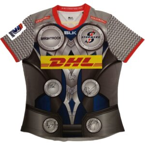 DHL Stormers Thor jersey auction L1
