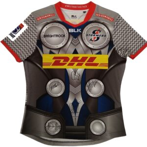 DHL Stormers jersey auction