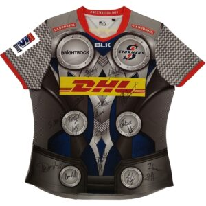 DHL Stormers Thor jersey auction XL1