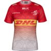 DHL Stormers training jersey replica Red_front