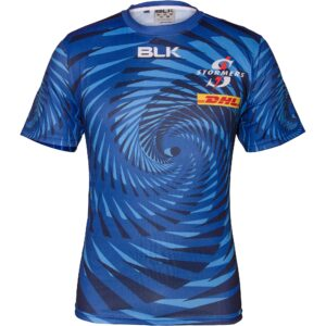 DHL Stormers warm up replica Blue