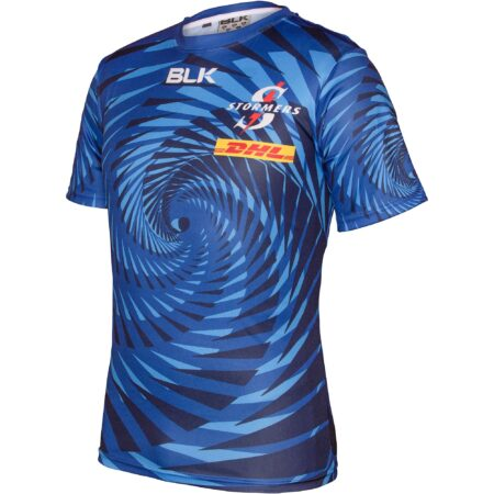 DHL Stormers warm up replica Blue_side